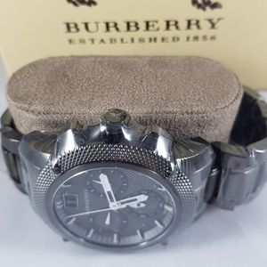 Burberry Accessories - Burberry BU9801 watch